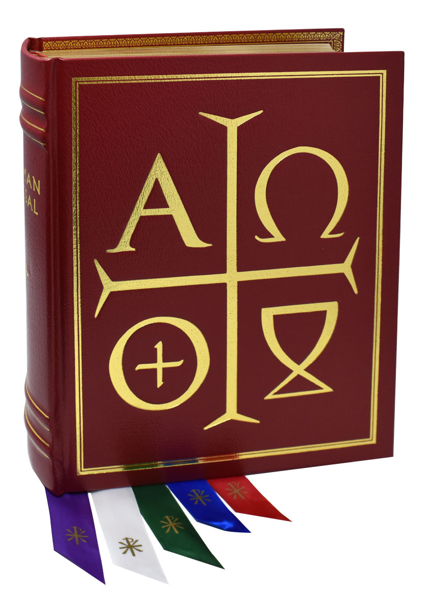Deluxe Roman Missal Third Edition Altar Size